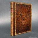 Libros antiguos: 1757 COMPENDIO DE LA HISTORIA DE ESPAÑA - GRABADO MAPA DE ESPAÑA. Lote 153165122
