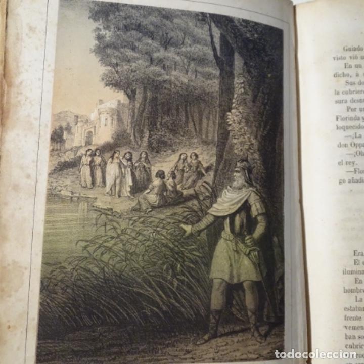 Libros antiguos: La Alhambra.leyendas arabes los acazares de España 1856.manuel fernandez gonzalez. - Foto 3 - 153604466