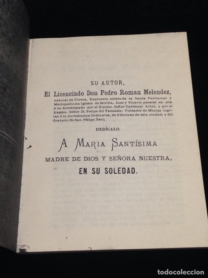 Libros antiguos: Epilogo de utrera,sus grandezas y hazañas gloriosas de sus hijos,publicado en 1730. - Foto 2 - 153682286