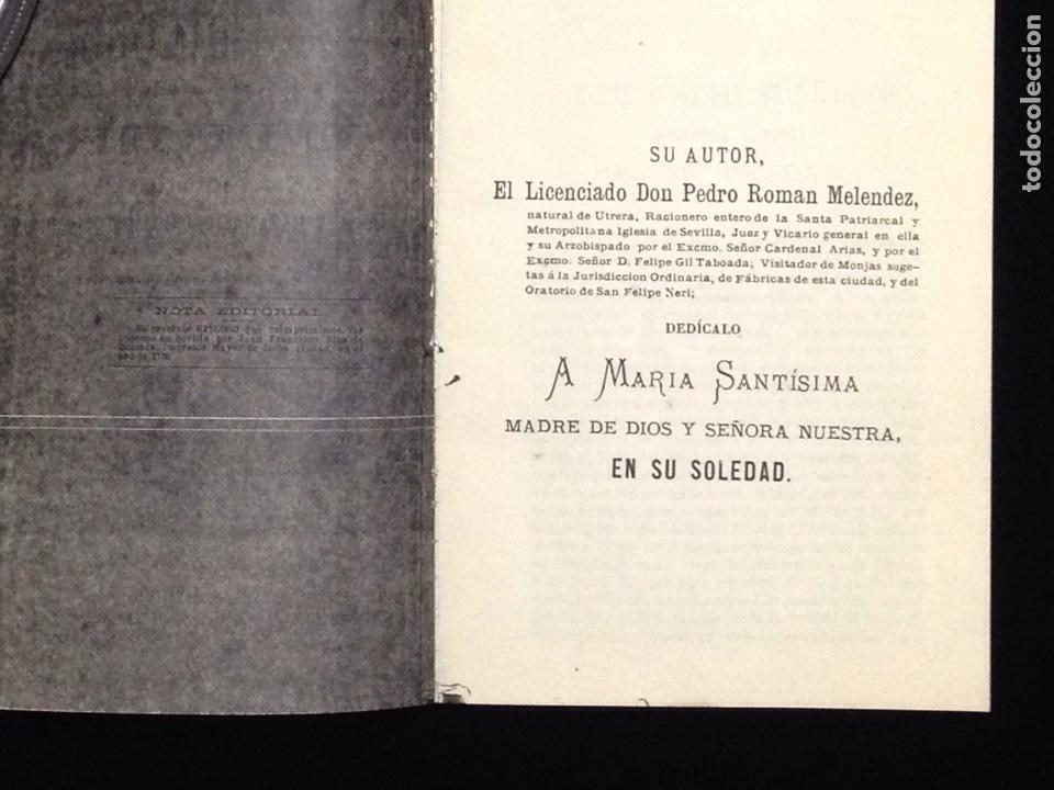 Libros antiguos: Epilogo de utrera,sus grandezas y hazañas gloriosas de sus hijos,publicado en 1730. - Foto 4 - 153682286