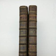 Libros antiguos: ORDENANZAS GENERALES DE LA ARMADA NAVAL 1793. Lote 153844386