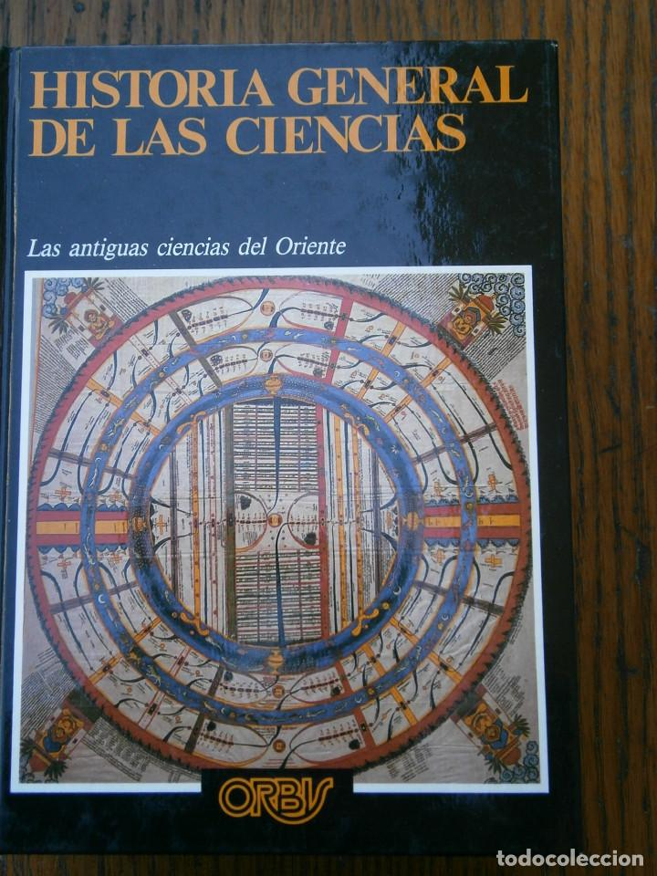 Libros antiguos: HISTORIA GENERALES DE LAS CIENCIAS¡¡4 LIBROS¡¡ - Foto 2 - 153849638