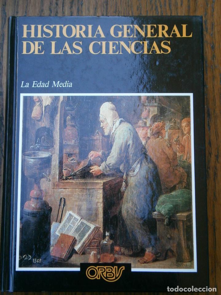 Libros antiguos: HISTORIA GENERALES DE LAS CIENCIAS¡¡4 LIBROS¡¡ - Foto 6 - 153849638