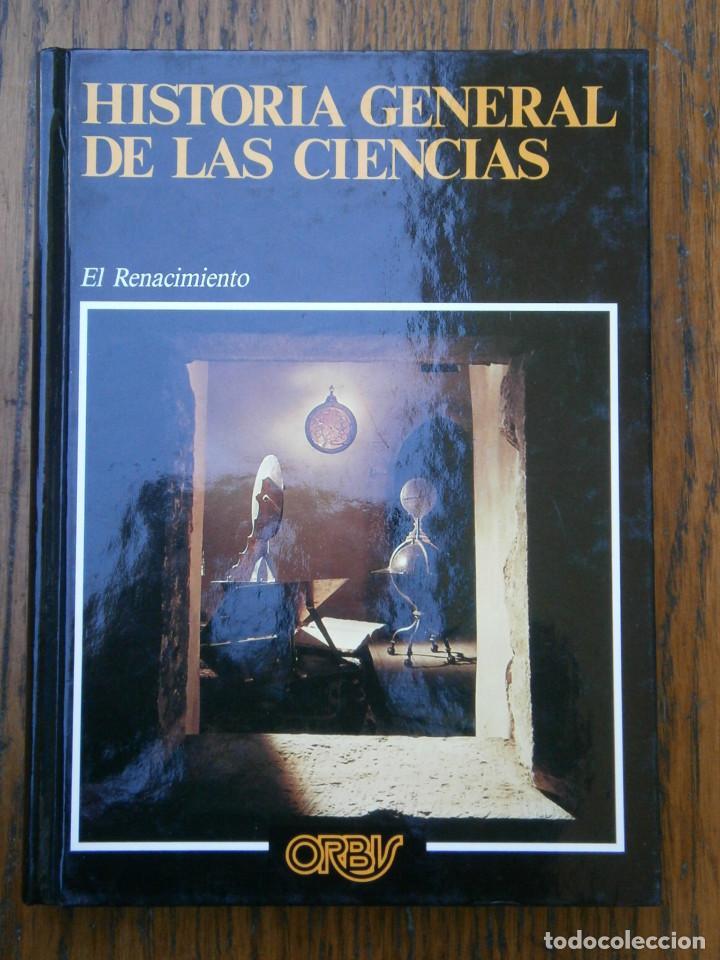 Libros antiguos: HISTORIA GENERALES DE LAS CIENCIAS¡¡4 LIBROS¡¡ - Foto 7 - 153849638