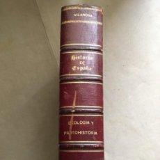 Libros antiguos: HISTORIA GENERAL DE ESPAÑA, ESCRITA POR INDIVIDUOS DE NÚMERO DE LA REAL ACADEMIA DE LA HISTORIA.1890. Lote 153999450