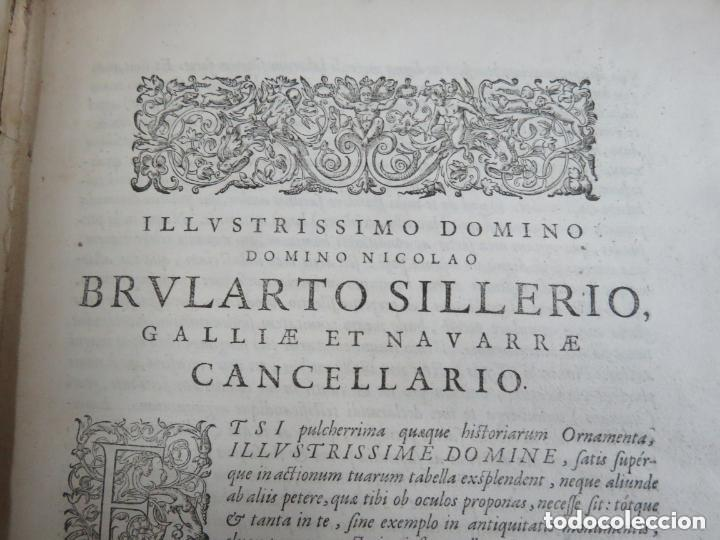 Libros antiguos: GIGANTE LIBRO : PLUTARCO - CHAERONENSIS OMNIUM QUAE EXTUM OPERUM, EN LATIN, AÑO 1624, 43X30 CMS - Foto 9 - 154114218