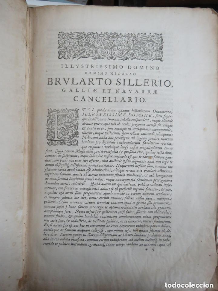 Libros antiguos: GIGANTE LIBRO : PLUTARCO - CHAERONENSIS OMNIUM QUAE EXTUM OPERUM, EN LATIN, AÑO 1624, 43X30 CMS - Foto 10 - 154114218