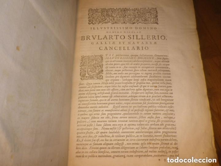 Libros antiguos: GIGANTE LIBRO : PLUTARCO - CHAERONENSIS OMNIUM QUAE EXTUM OPERUM, EN LATIN, AÑO 1624, 43X30 CMS - Foto 11 - 154114218