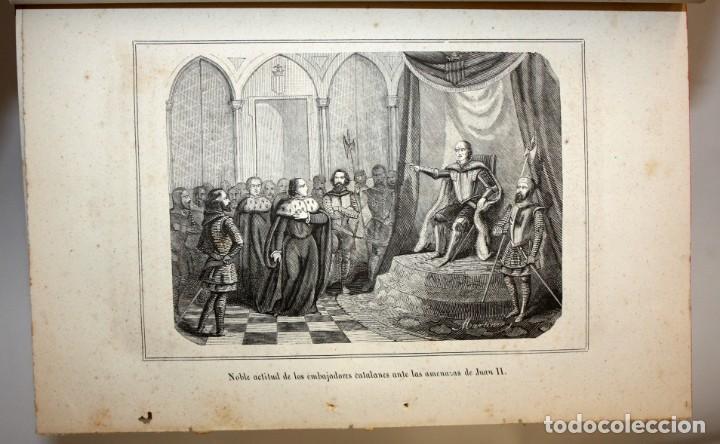 Libros antiguos: LA CIUDADELA DE BARCELONA-LUIS CUTCHET-1860. - Foto 9 - 154212222