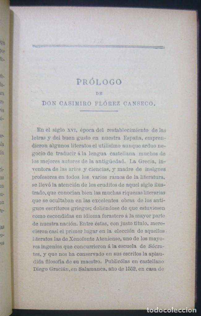 Alte Bücher: 1914 - La Anábasis de Jenofonte. Retirada de los Diez Mil - Grecia, Guerras Médicas, Persia, Ciro - Foto 7 - 154330910