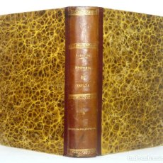 Libros antiguos: 1850 HISTORIA DE LA ESPAÑA ROMANA Y VISIGODA - HISTORIA ANTIGUA, HISPANA, REYES GODOS - 1ª ED.. Lote 154331414