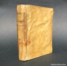 Libros antiguos: 1761 MEMORIAS DE LAS REYNAS CATHOLICAS - FLOREZ - PERGAMINO - AMANTES DE LOS REYES. Lote 154354450