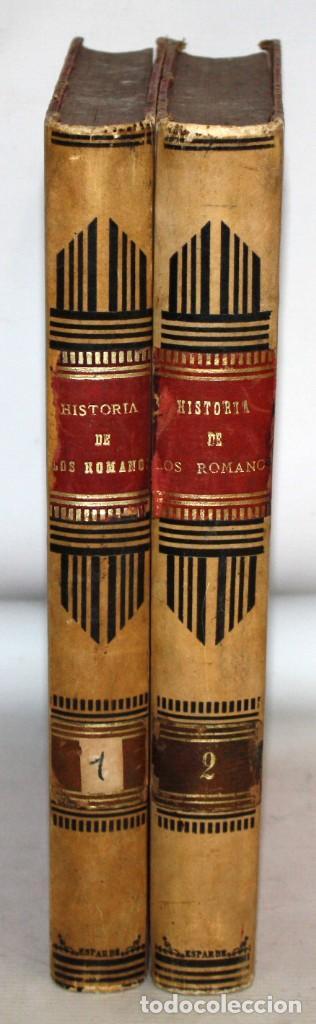 HISTORIA DE LOS ROMANOS-1888-VICTOR DURUY-MONTANER Y SIMON. (Libros antiguos (hasta 1936), raros y curiosos - Historia Antigua)