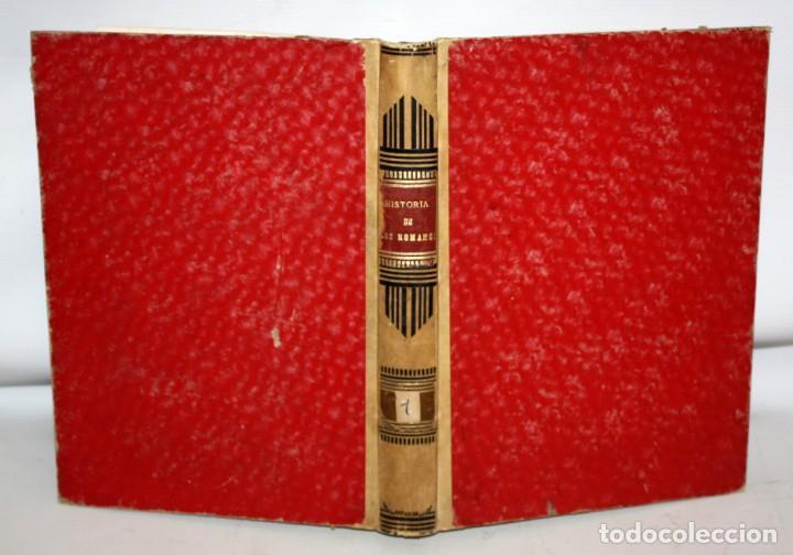 Libros antiguos: HISTORIA DE LOS ROMANOS-1888-VICTOR DURUY-MONTANER Y SIMON. - Foto 4 - 154458362