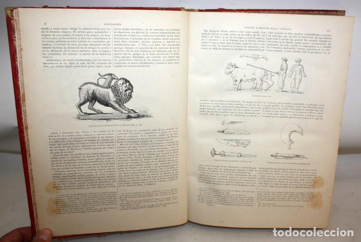 Libros antiguos: HISTORIA DE LOS ROMANOS-1888-VICTOR DURUY-MONTANER Y SIMON. - Foto 7 - 154458362