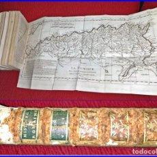 Libros antiguos: AÑO 1772: HISTORIA ROMANA. CON ENROME MAPA DESPLEGABLE. Lote 154551906