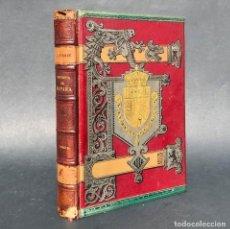 Libros antiguos: 1887 RODRIGO DÍAZ DE VIVAR, EL CID CAMPEADOR - HISTORIA GENERAL DE ESPAÑA - ÁRABE - RECONQUISTA. Lote 154588778
