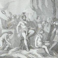 Libros antiguos: 1859 - HISTORIA DE GRECIA - VICTOR DURUY - HISTORIA ANTIGUA, GRECIA CLÁSICA, PERICLES - LÁMINAS. Lote 154702426