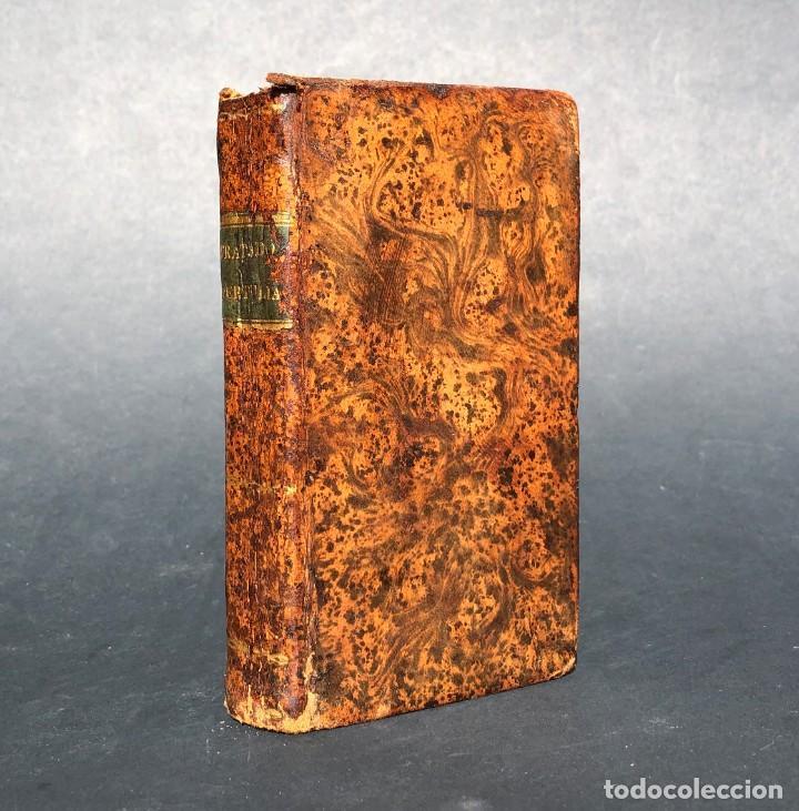 1782 TRATADO SOBRE LAS TERTULIAS - CASTIDAD - MURMURACION - JUEGO - LUJO (Libros antiguos (hasta 1936), raros y curiosos - Historia Antigua)