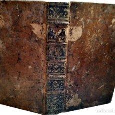 Libros antiguos: AÑO 1749: REVOLUCIONES DEL IMPERIO DE CONSTANTINOPLA. LIBRO DE HISTORIA DEL SIGLO XVIII.. Lote 154829006