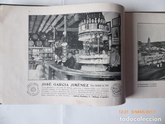Libros antiguos: libro malaga, 1909, artistica e industrial. - Foto 5 - 154971666