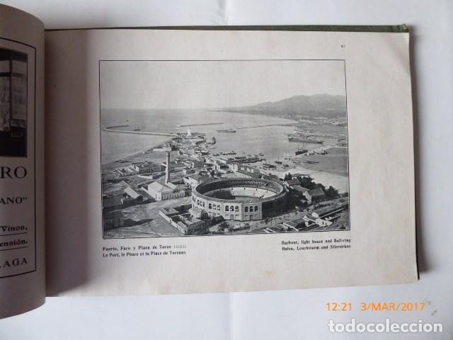 Libros antiguos: libro malaga, 1909, artistica e industrial. - Foto 6 - 154971666