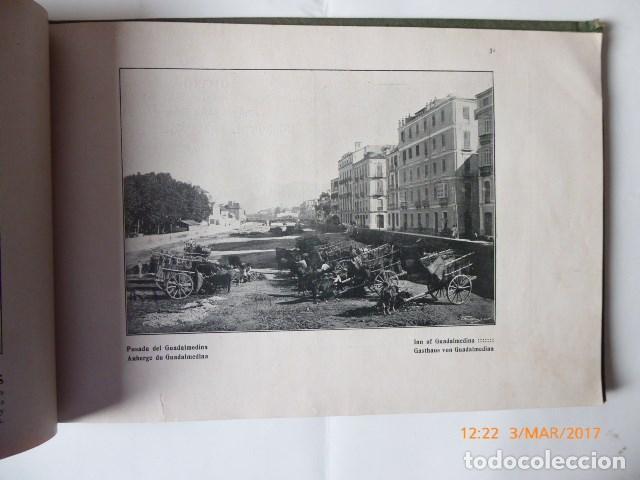 Libros antiguos: libro malaga, 1909, artistica e industrial. - Foto 8 - 154971666