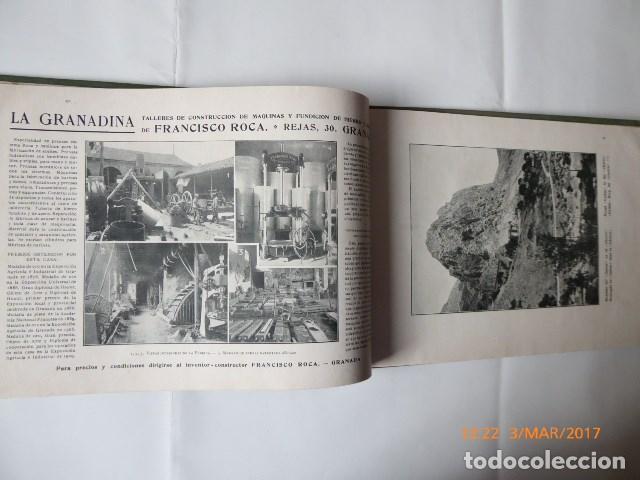 Libros antiguos: libro malaga, 1909, artistica e industrial. - Foto 12 - 154971666