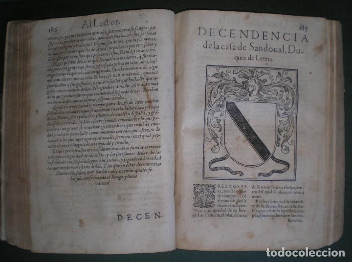 Libros antiguos: Prudencio De Sandoval: CHRONICA DEL INCLITO EMPERADOR DE ESPAÑA, DON ALONSO VII. Año 1600 - Foto 2 - 155162378