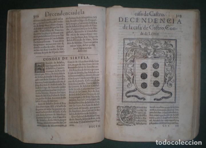 Libros antiguos: Prudencio De Sandoval: CHRONICA DEL INCLITO EMPERADOR DE ESPAÑA, DON ALONSO VII. Año 1600 - Foto 5 - 155162378