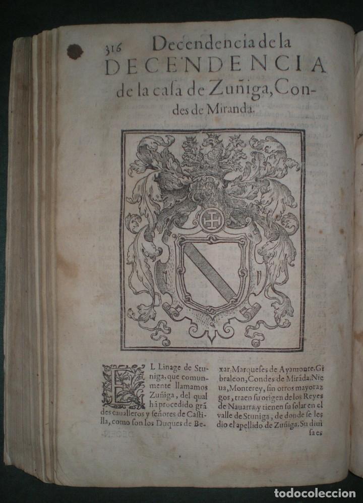 Libros antiguos: Prudencio De Sandoval: CHRONICA DEL INCLITO EMPERADOR DE ESPAÑA, DON ALONSO VII. Año 1600 - Foto 6 - 155162378