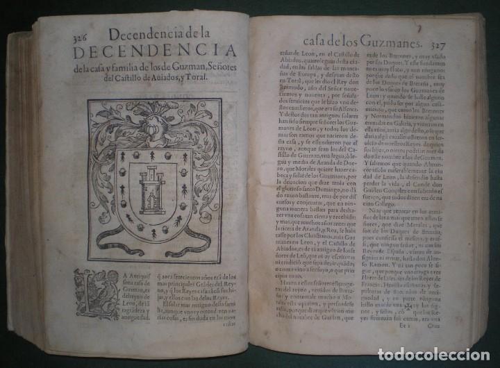 Libros antiguos: Prudencio De Sandoval: CHRONICA DEL INCLITO EMPERADOR DE ESPAÑA, DON ALONSO VII. Año 1600 - Foto 7 - 155162378