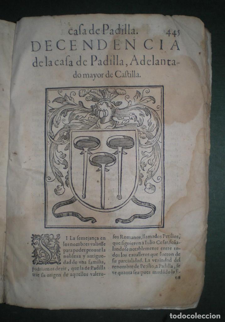 Libros antiguos: Prudencio De Sandoval: CHRONICA DEL INCLITO EMPERADOR DE ESPAÑA, DON ALONSO VII. Año 1600 - Foto 12 - 155162378