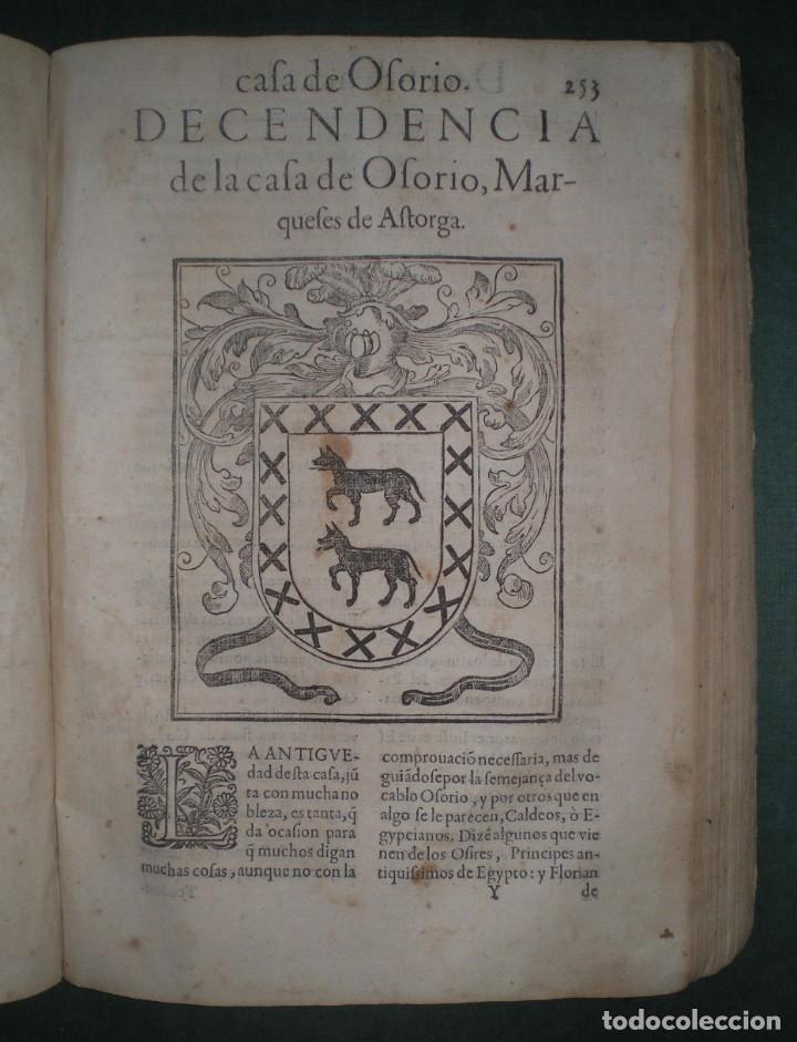 Libros antiguos: Prudencio De Sandoval: CHRONICA DEL INCLITO EMPERADOR DE ESPAÑA, DON ALONSO VII. Año 1600 - Foto 8 - 155162378