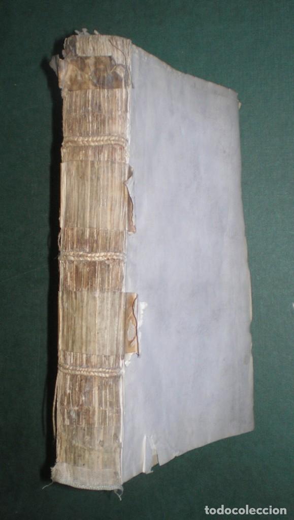 Libros antiguos: Prudencio De Sandoval: CHRONICA DEL INCLITO EMPERADOR DE ESPAÑA, DON ALONSO VII. Año 1600 - Foto 14 - 155162378