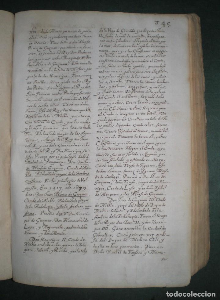 Libros antiguos: Prudencio De Sandoval: CHRONICA DEL INCLITO EMPERADOR DE ESPAÑA, DON ALONSO VII. Año 1600 - Foto 19 - 155162378