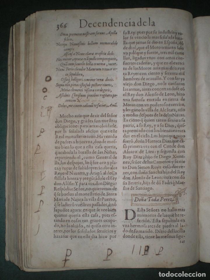 Libros antiguos: Prudencio De Sandoval: CHRONICA DEL INCLITO EMPERADOR DE ESPAÑA, DON ALONSO VII. Año 1600 - Foto 20 - 155162378