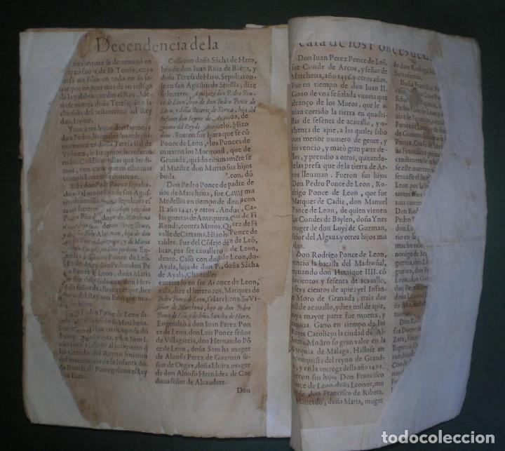 Libros antiguos: Prudencio De Sandoval: CHRONICA DEL INCLITO EMPERADOR DE ESPAÑA, DON ALONSO VII. Año 1600 - Foto 22 - 155162378