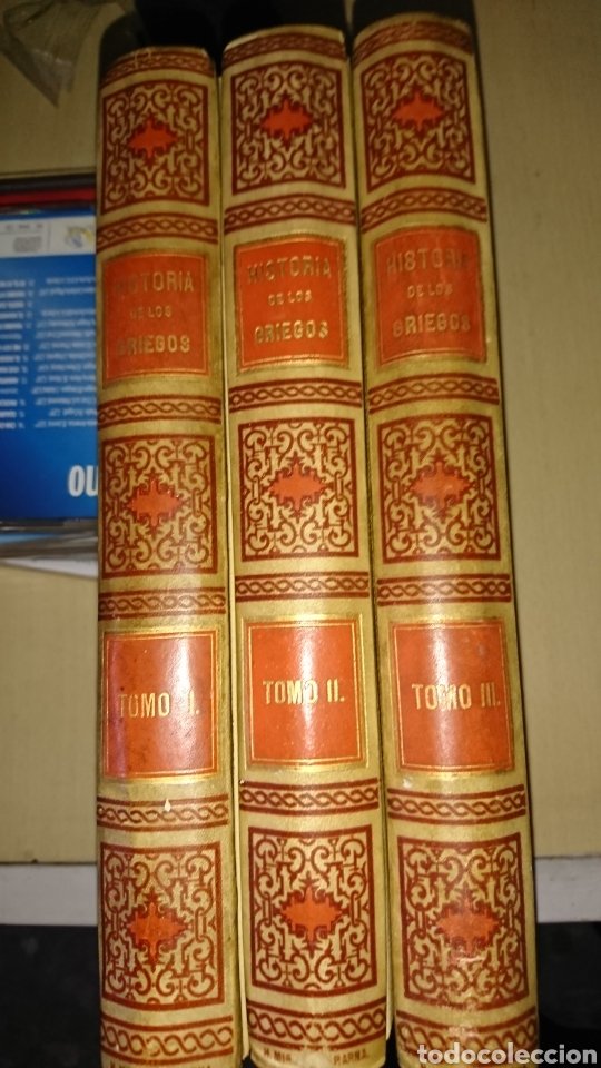 Libros antiguos: Historia de los Griegos, Víctor Duruy, 1890 Simon y Montaner - Foto 2 - 155257477