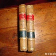 Libros antiguos: HISTORIA DE LA GUERRA DEL PELOPONESO. TUCÍDIDES.. Lote 155263178