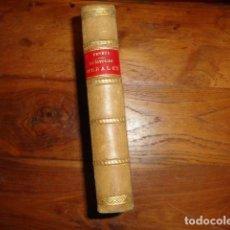 Libros antiguos: EPISTOLAS MORALES. LUCIO ANNEO SÉNECA. LIBRERÍA DE LOS SUCESORES DE HERNANDO. Lote 155263662