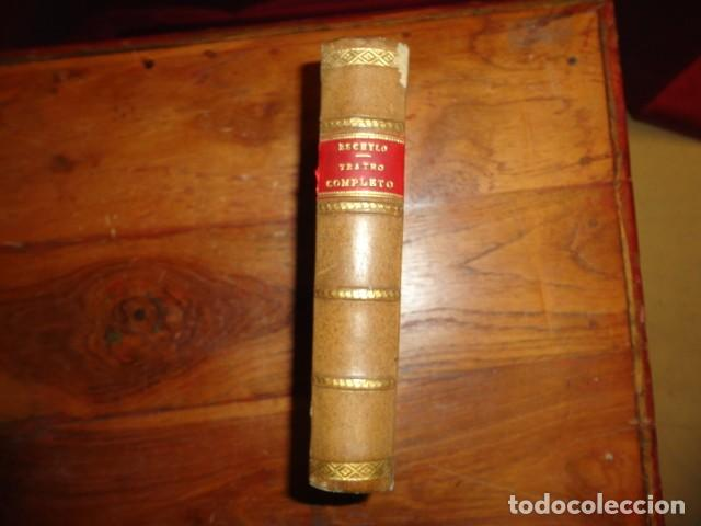 Libros antiguos: LAS SIETE TRAGEDIAS DE ESCHYLO. TRADUCIDO POR FERNANDO SEGUNDO BRIEVA SALVATIERRA - Foto 2 - 155266038