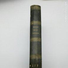 Alte Bücher - Historia de los girondinos 1860 - 155270494