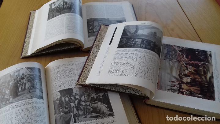Alte Bücher: HISTORIA DE ESPAÑA-COMPLETA 3 TOMOS- ED. SEGUÍ (BARCELONA)- 19??-ENCUADERNADO EXCLUSIVO - Foto 7 - 155339486
