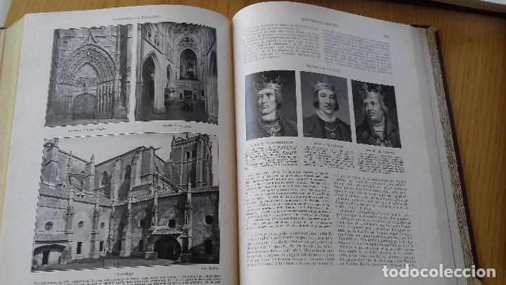 Alte Bücher: HISTORIA DE ESPAÑA-COMPLETA 3 TOMOS- ED. SEGUÍ (BARCELONA)- 19??-ENCUADERNADO EXCLUSIVO - Foto 8 - 155339486