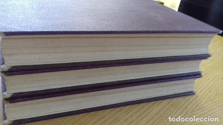 Alte Bücher: HISTORIA DE ESPAÑA-COMPLETA 3 TOMOS- ED. SEGUÍ (BARCELONA)- 19??-ENCUADERNADO EXCLUSIVO - Foto 14 - 155339486