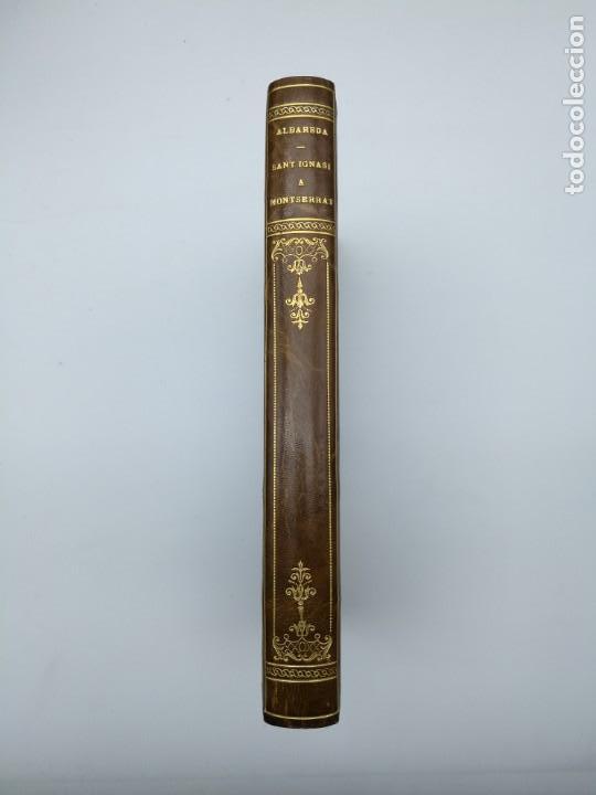 SANT IGNASI A MONTSERRAT 1935 (Libros antiguos (hasta 1936), raros y curiosos - Historia Antigua)