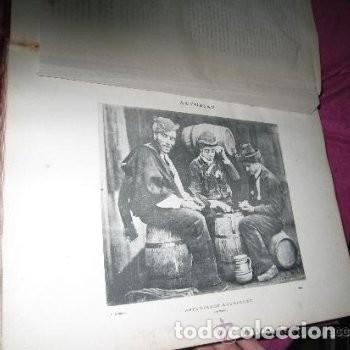 Libros antiguos: ASTURIAS DE BELLMUNT Y CANELLA TOMO 1 1ª EDICION AÑO 1895 . - Foto 5 - 155532046