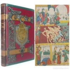 Libros antiguos: 1888 - HISTORIA MEDIEVAL DE ESPAÑA - REINOS CRISTIANOS, EL CID CAMPEADOR, CALIFATO DE CÓRDOBA, NAVAS. Lote 155750530