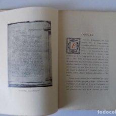 Libros antiguos: LIBRERIA GHOTICA. COL.LECCIÓ DE MANUSCRITS INÈDITS DE SANTA MARIA DE POBLET. 1948.MANUSCRIT NUM.5.. Lote 155798114